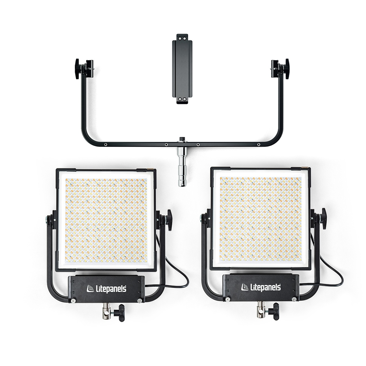 Gemini 1x1 Hard Dual Array Light Kit