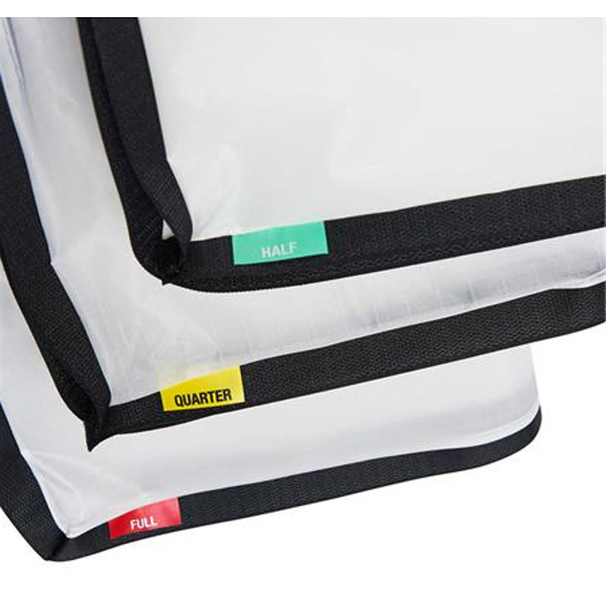 Snapbag Cloth set Gemini 1/4, 1/2, Full