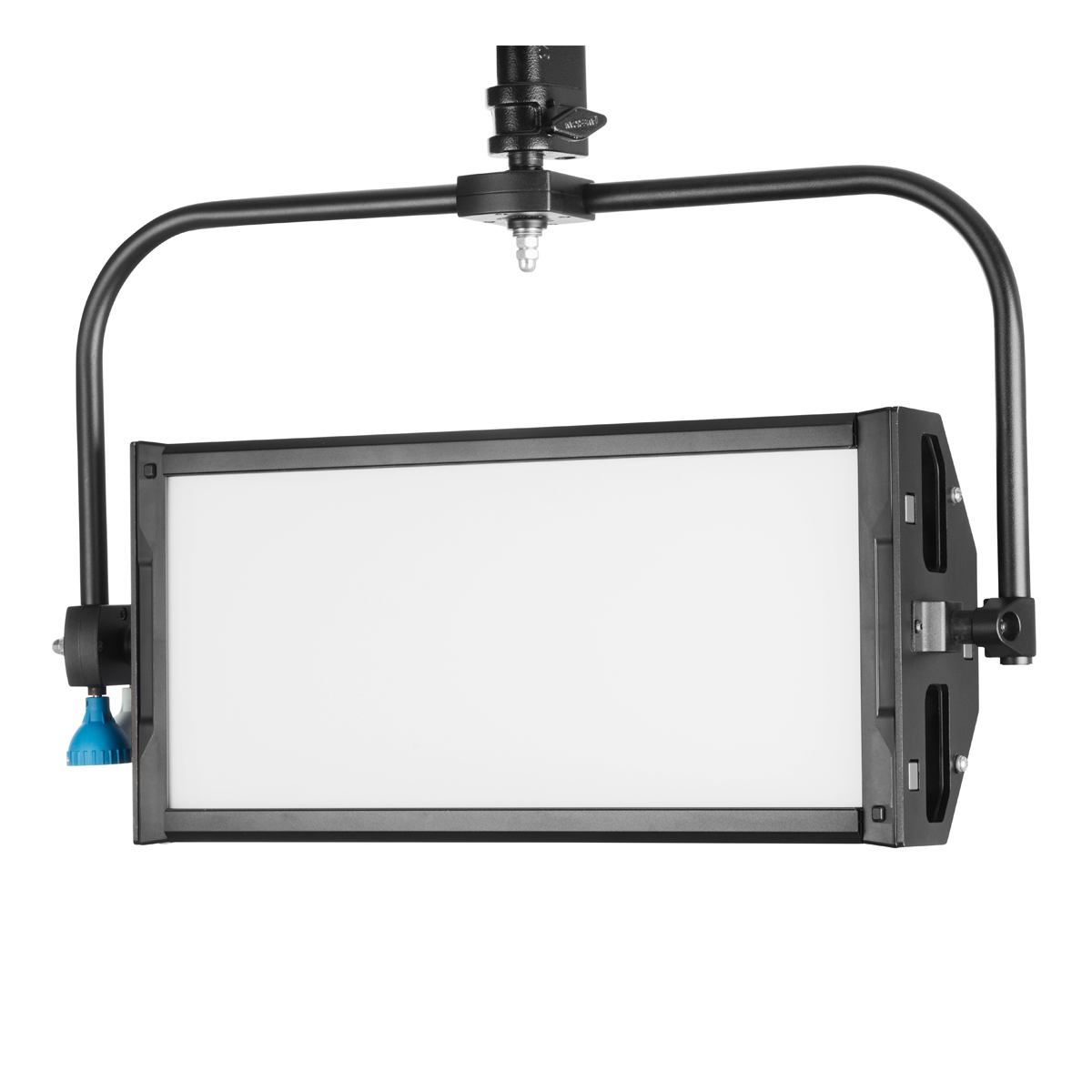 Gemini 2x1 Soft RGBWW LED Panel (Pole-Operated Yoke, UK Power Cable)