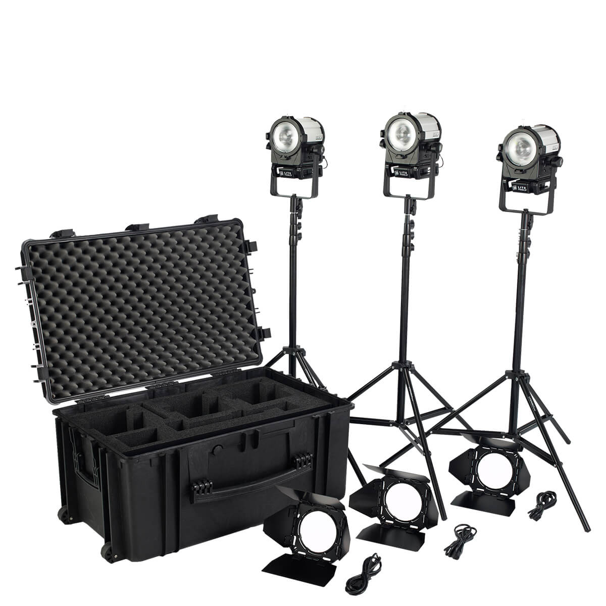 Caliber 3 Light Kit Litepanels